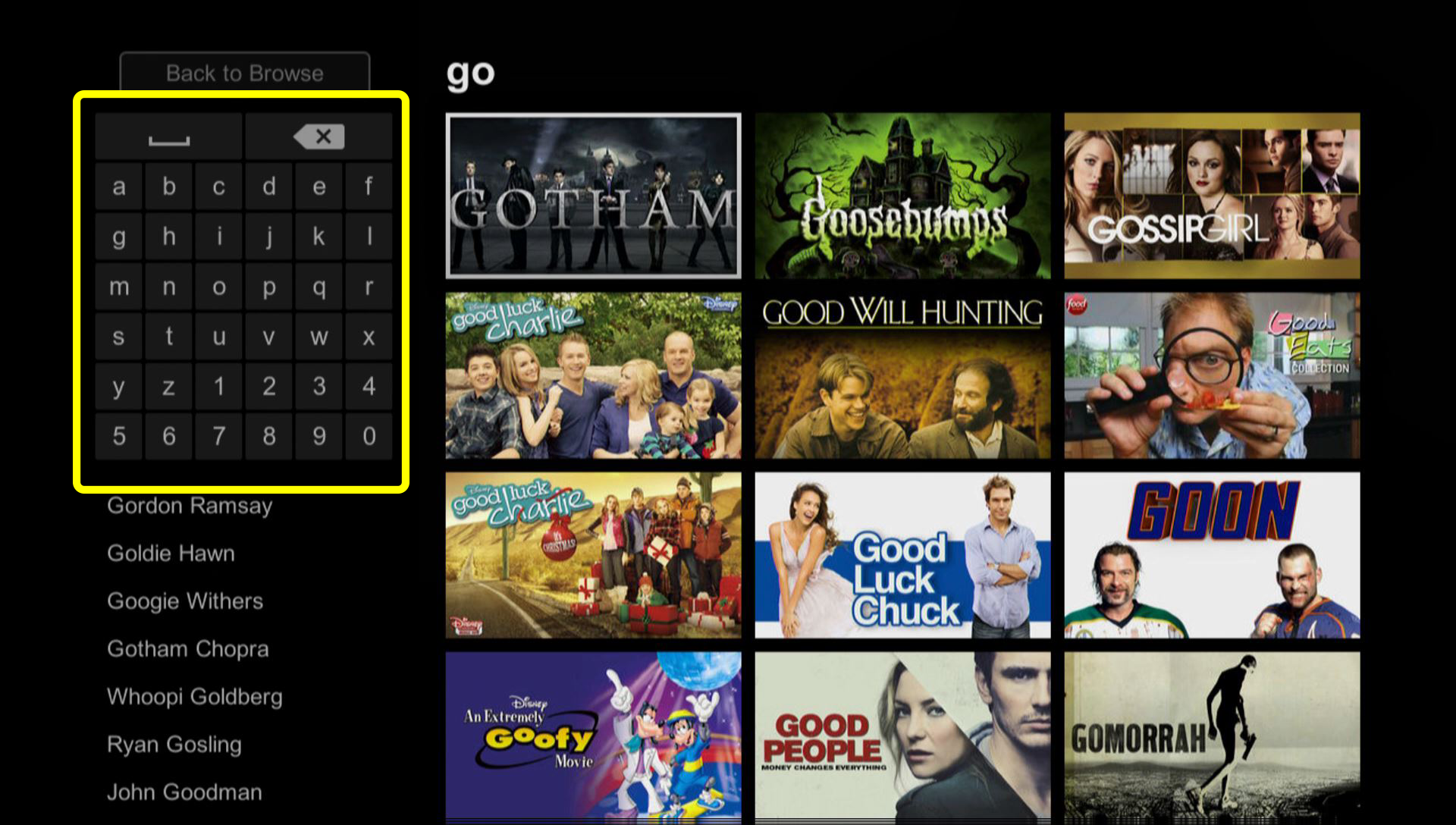 Zen and the art of forever browsing Netflix