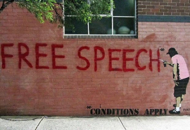 18C: Free speech and outrage culture clash