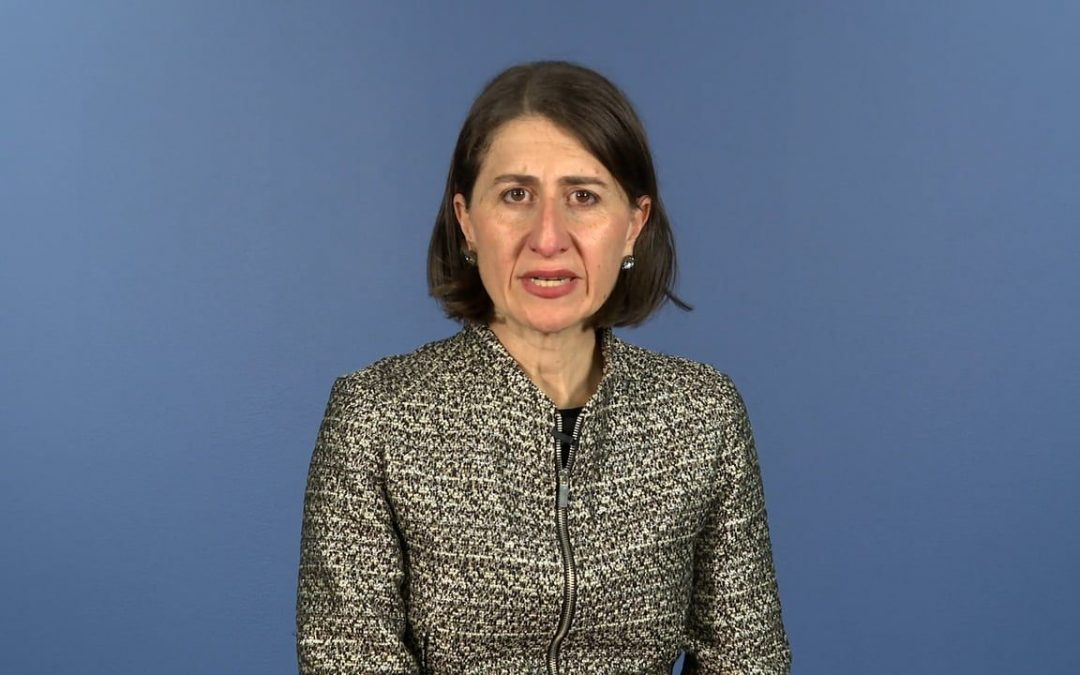 Berejiklian shuts down the inquiry into police strip searches