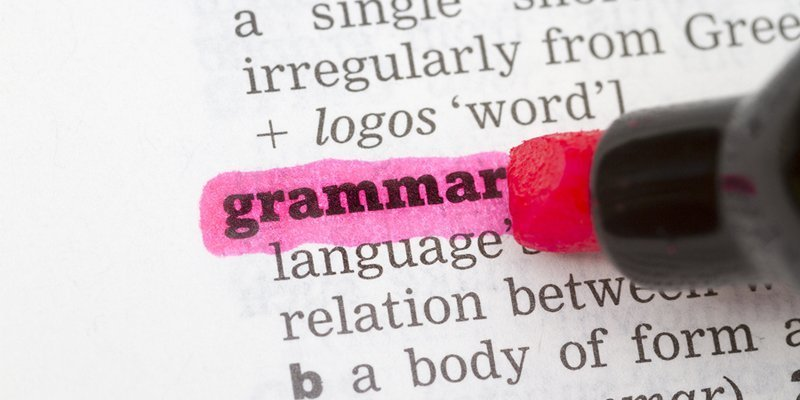 Three rules of grammar you can break (if you dare)