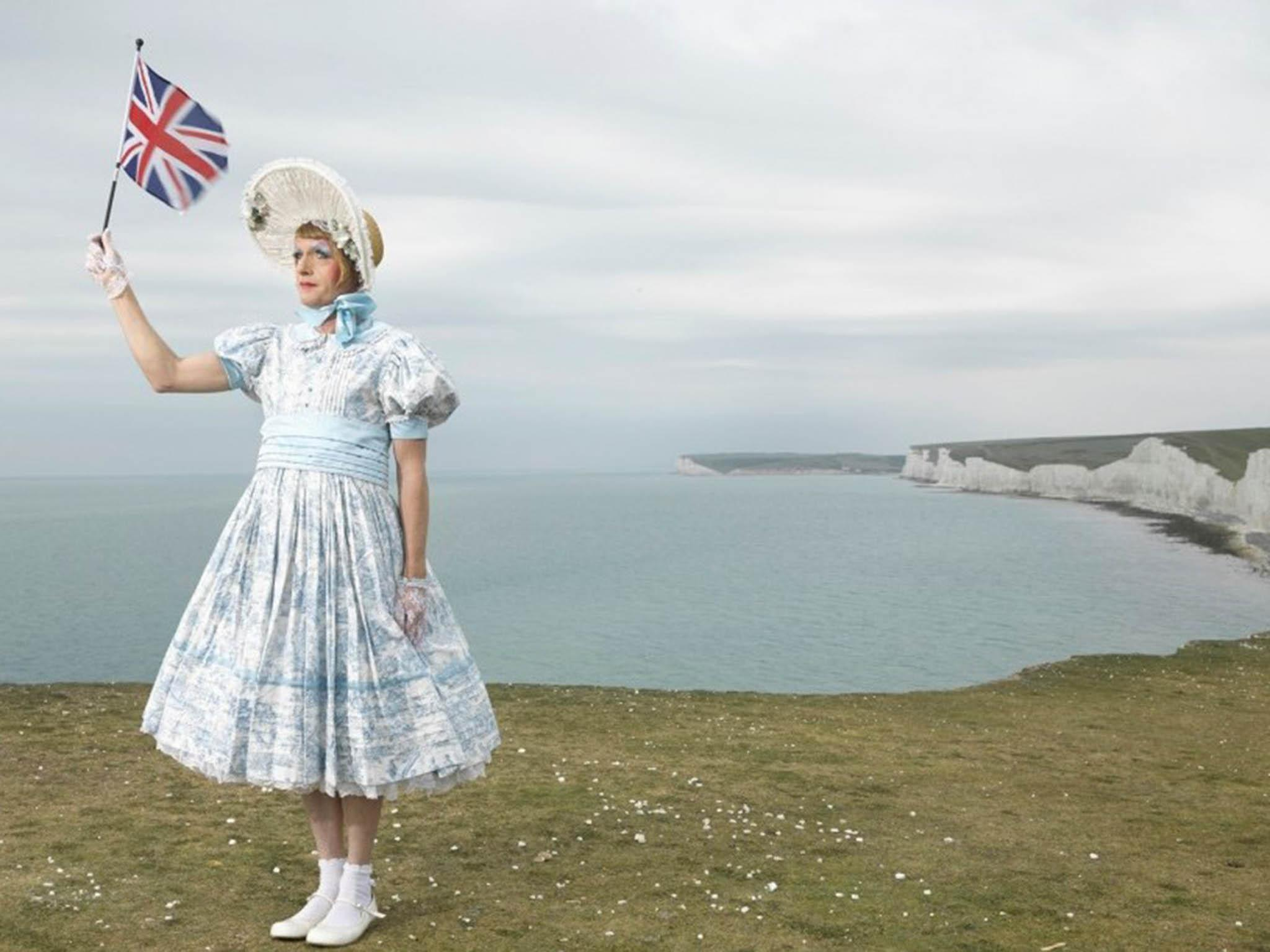 It takes a man in a dress to make sense of Brexit
