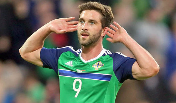 Will Grigg's on fire – The chant that unified a continent, and flamed history