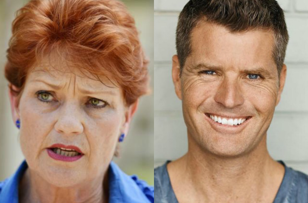 Why hasn't Pauline Hanson recruited Pete Evans yet?