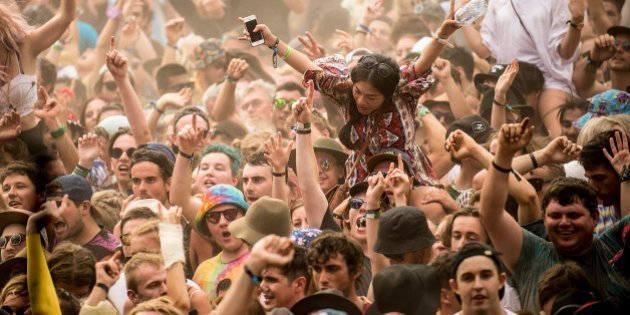 Are alcohol-free music festivals the answer?