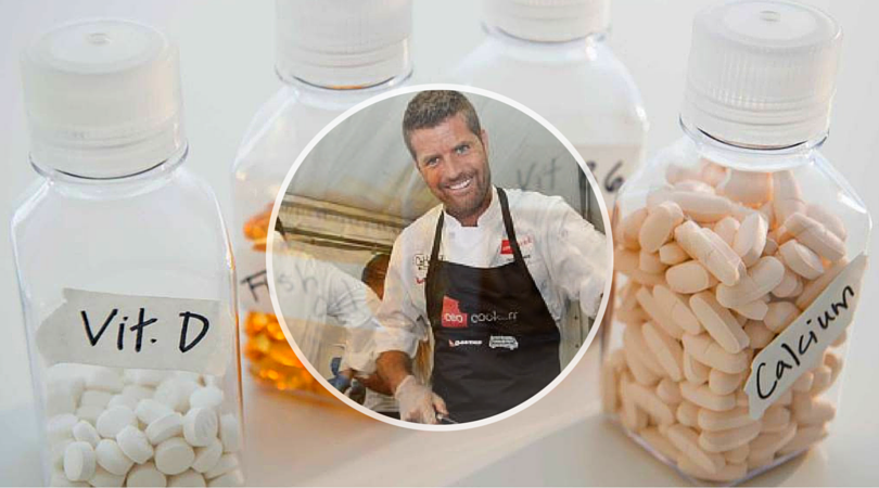 Pete Evans: Too much Google and snake oil supplements
