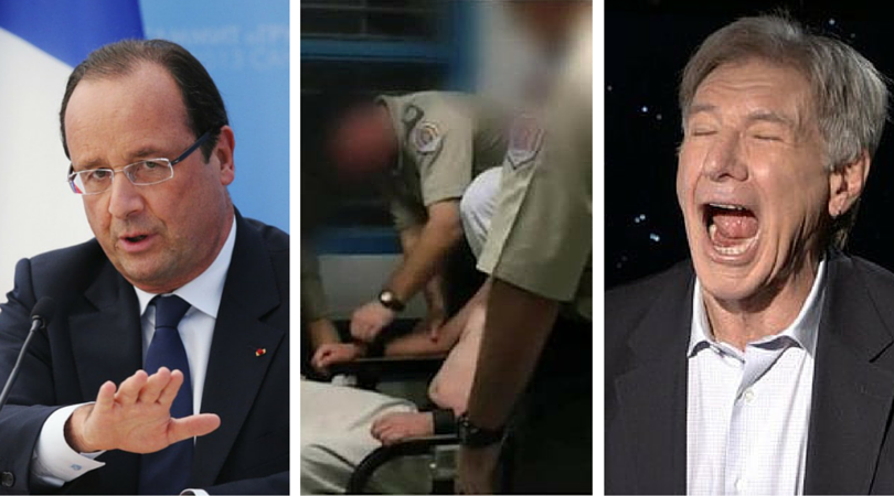 While you were asleep: Normandy attack, QLD juvie abuse claims, Han's leg broken