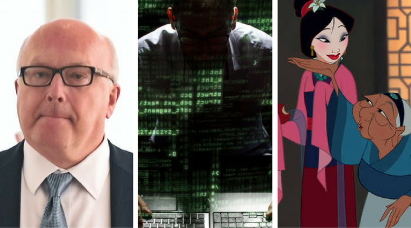 While you were asleep: Brandis asked to resign, NSA arrests employee, Disney seeks Chinese actress