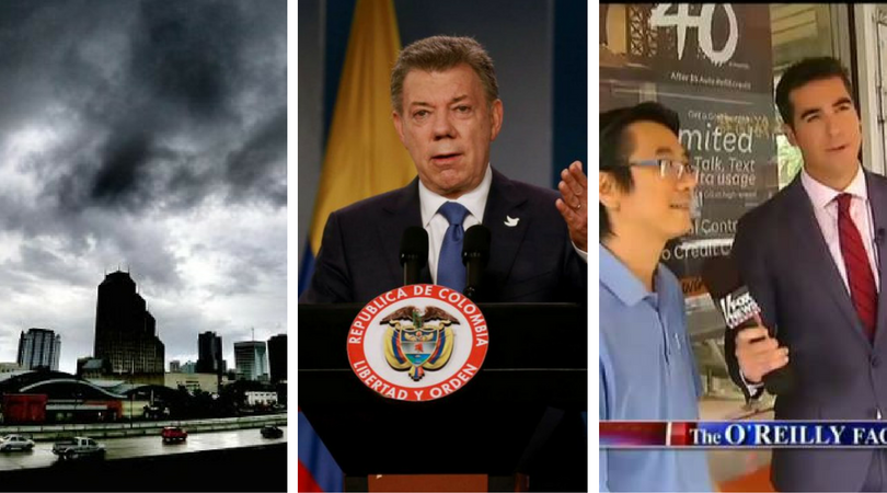 Current Affairs Wrap: Nobility buffed off Nobel Peace Prize, plus transatlantic stupidity