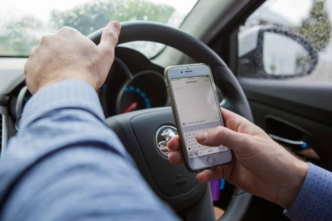 Thousands of drivers allegedly sprung by mobile phone detection cameras