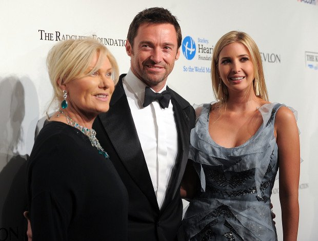 Hugh Jackman is down with the Trumps – but does it matter?