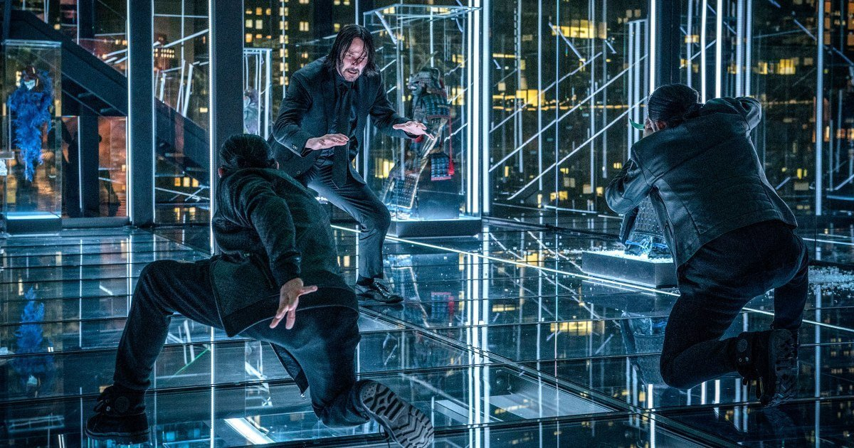 John Wick 3: A threequel that mirthfully stacks corpses…and little else
