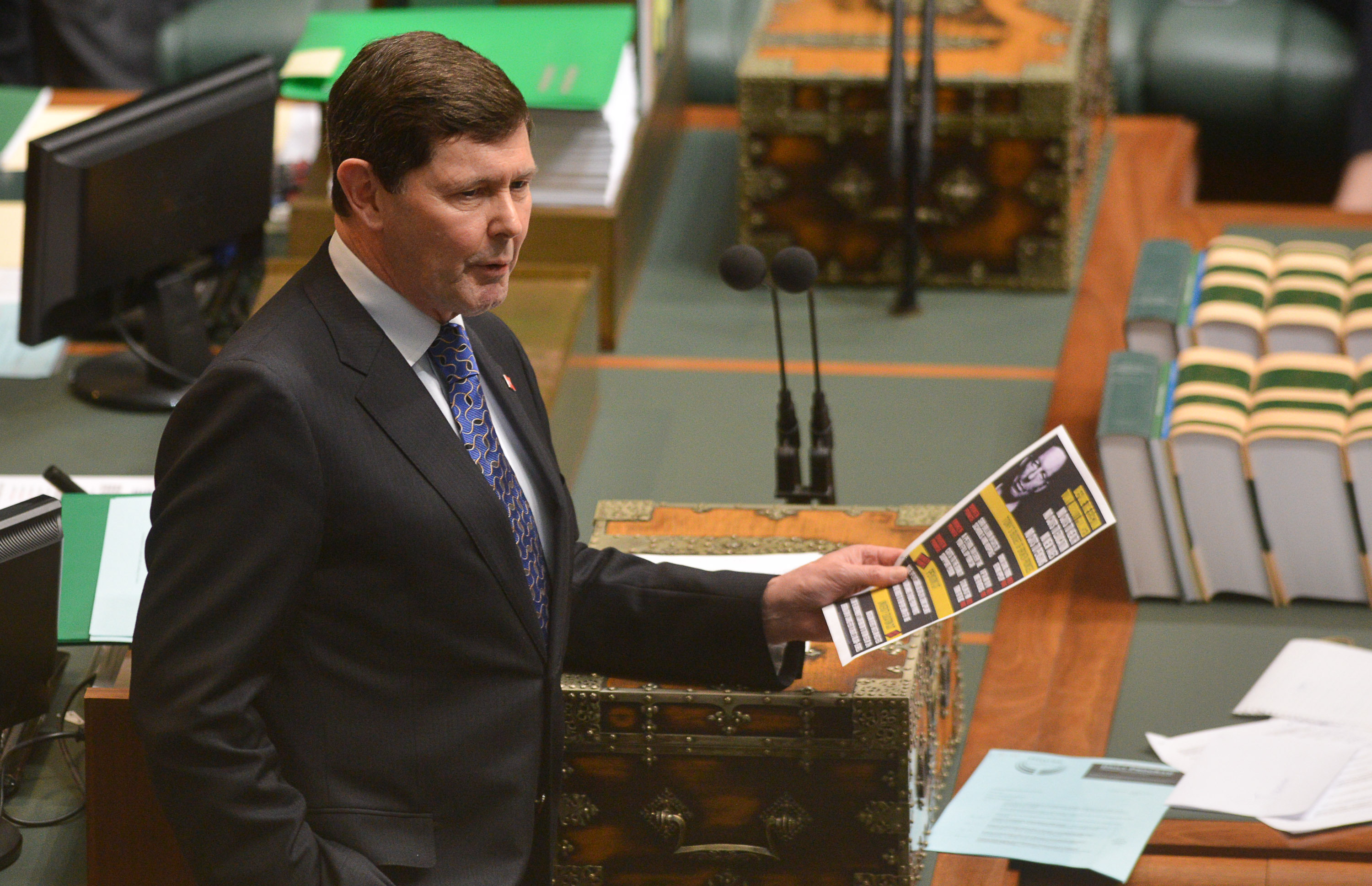 Current Affairs Wrap: Kevin Andrews, Team Australia and another Coalition of the willing…