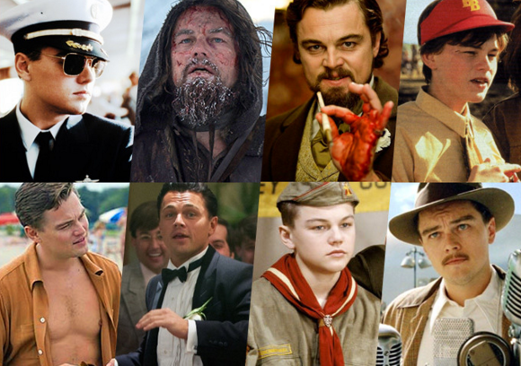 DiCaprio's past characters seeking Oscar compensation