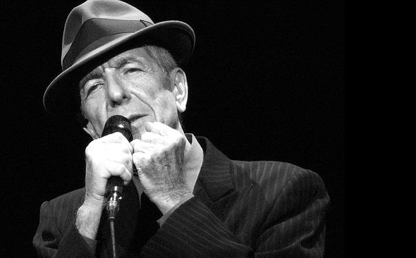Obit: Dear Leonard Cohen