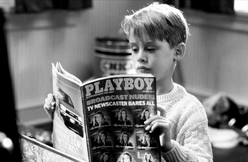 Playboy looking to the past for the future