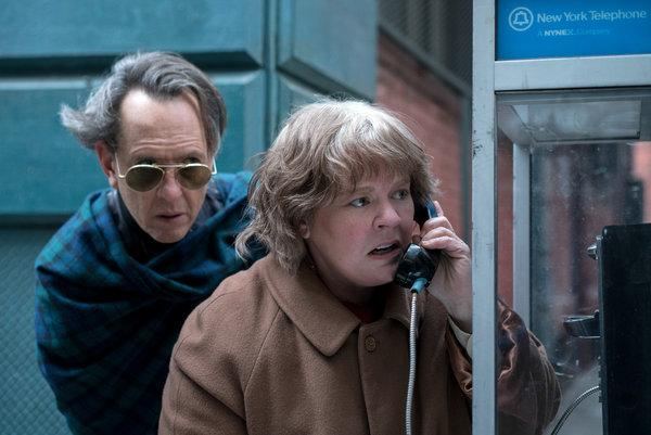 """Can you ever forgive me?"" is a fraud flick that is an honest gem"