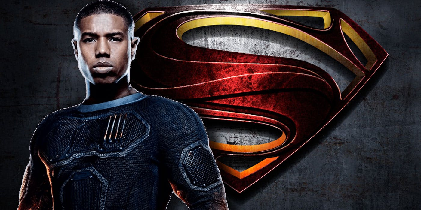 As a black man, I don't need a black Superman