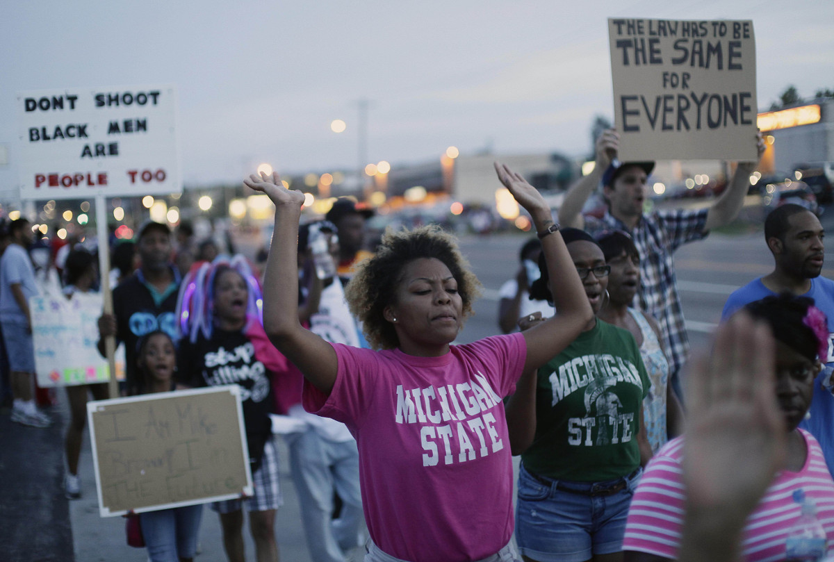 Current Affairs Wrap: Ebola, the Michael Brown shooting and the Middle East (again)