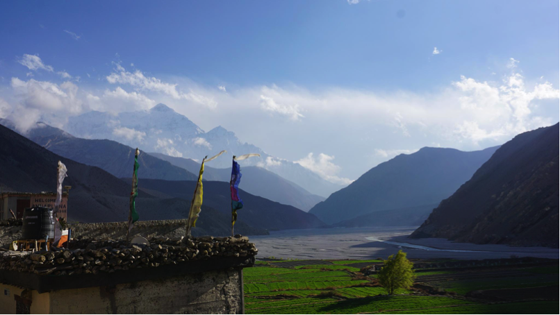 Nepal: In the mountains of Lower Mustang – Part one: The walk to Kagbeni