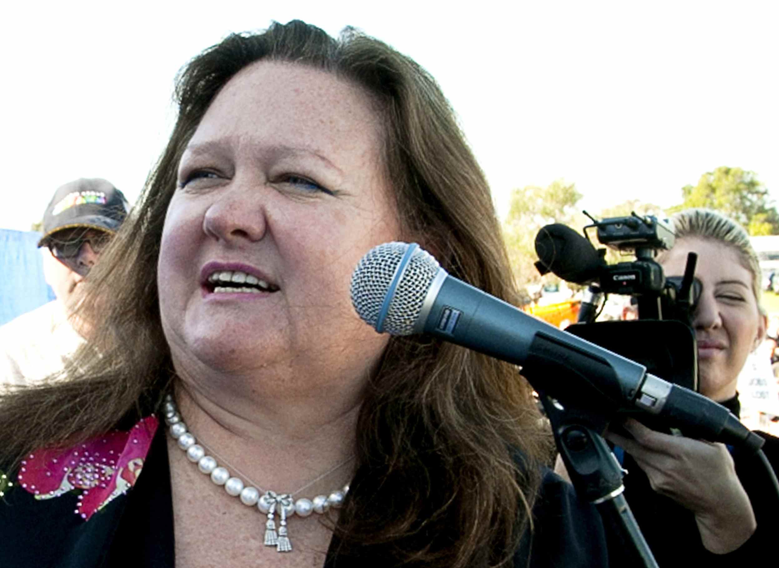 S&M:  Maybe Gina Rinehart and Centrelink are as bad as each other