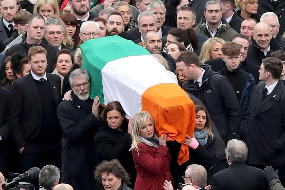 Martin McGuinness: Farewell to peacemaker or wartime general?