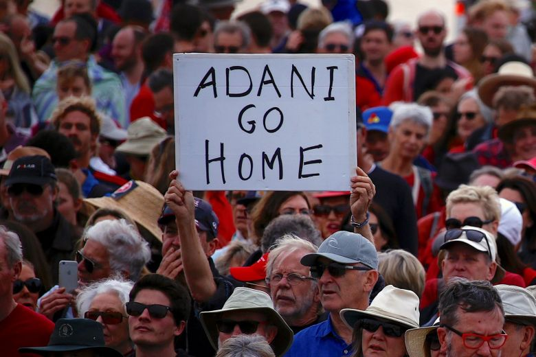 Adani and the AFP: Highlighting the truth about Australia's powerful