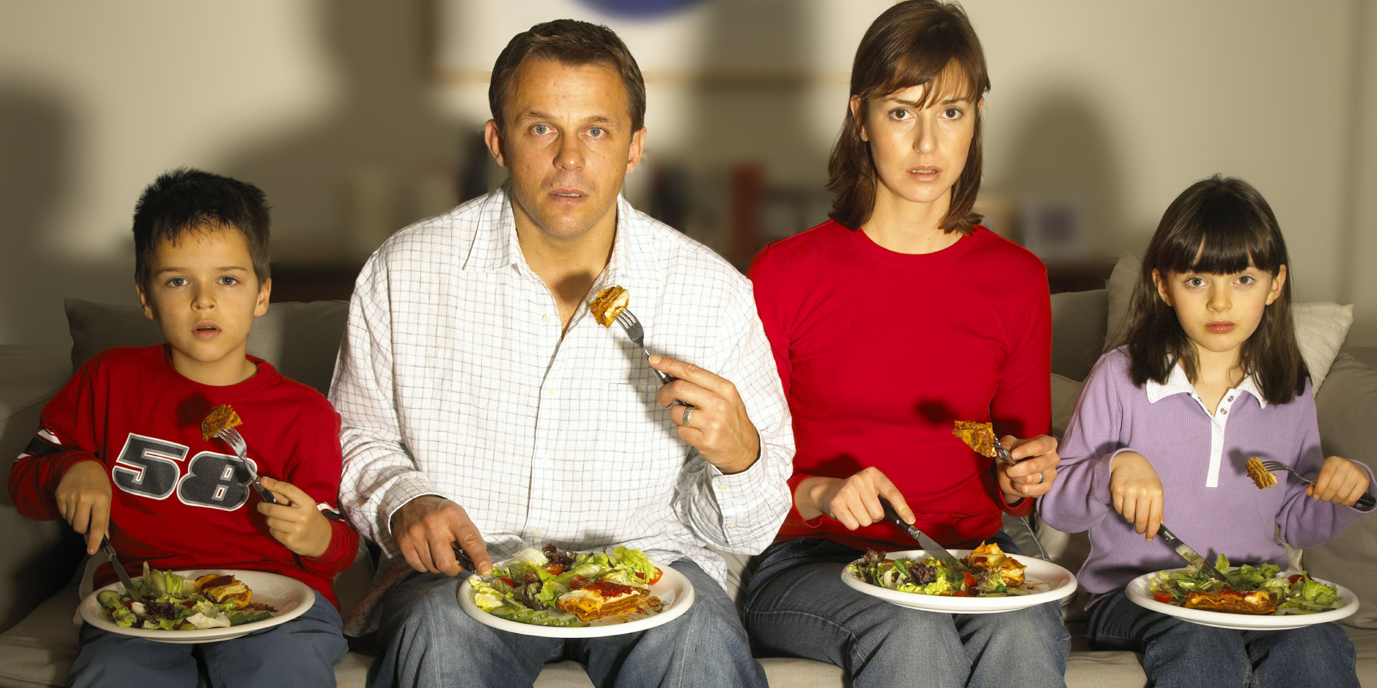 Study: Improve your rubbish cooking by watching yourself eat
