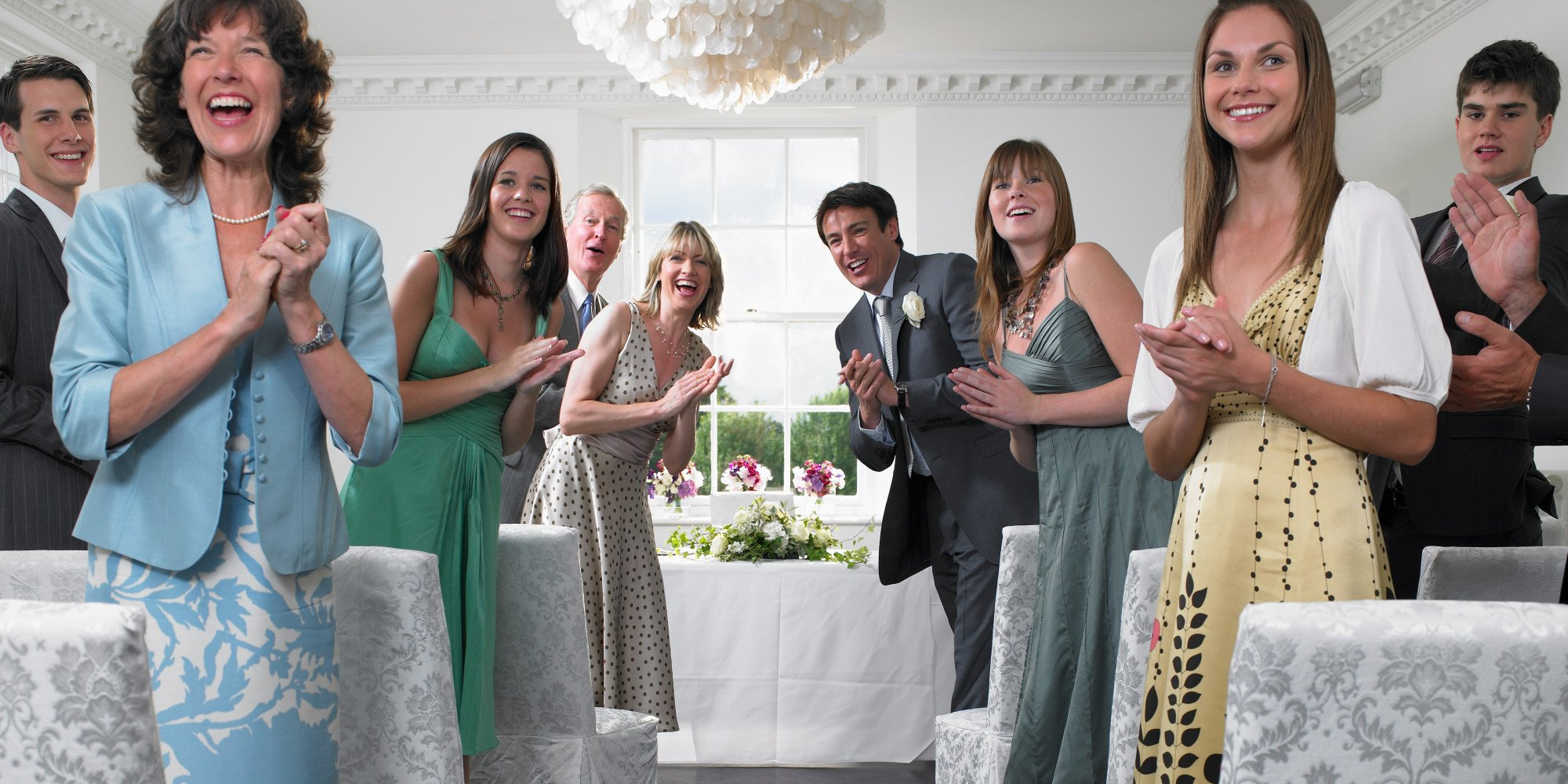 Would you charge your guests to offset the price of your wedding?