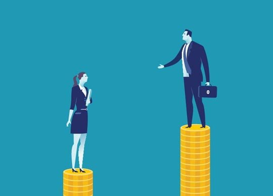 How to solve both the gender pay gap at work and the gender performance gap at school