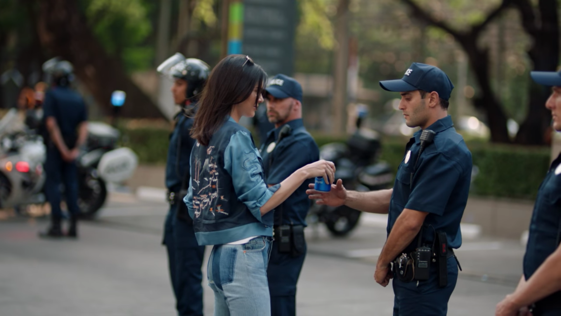 Dear Pepsi, I have more questions about the Kendall Jenner ad