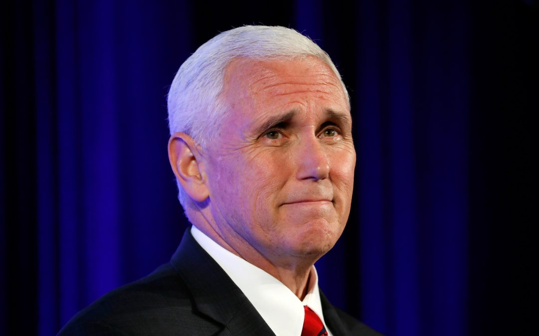 Mike Pence believes smoking isn't dangerous. He will steer America's coronavirus response