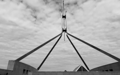 According to one study, the COVID crisis has increased our trust in Canberra