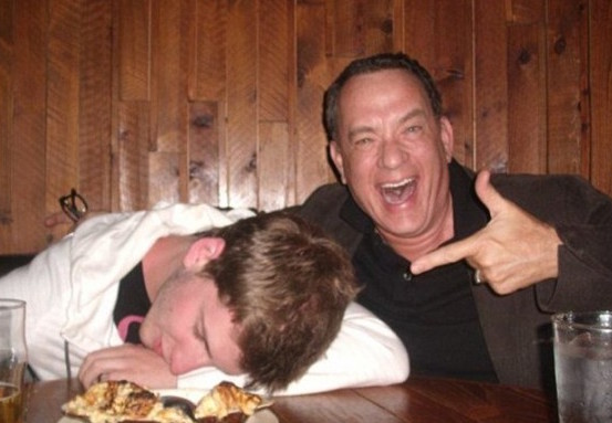 Popped Culture: Tom Hanks, the man with the same face