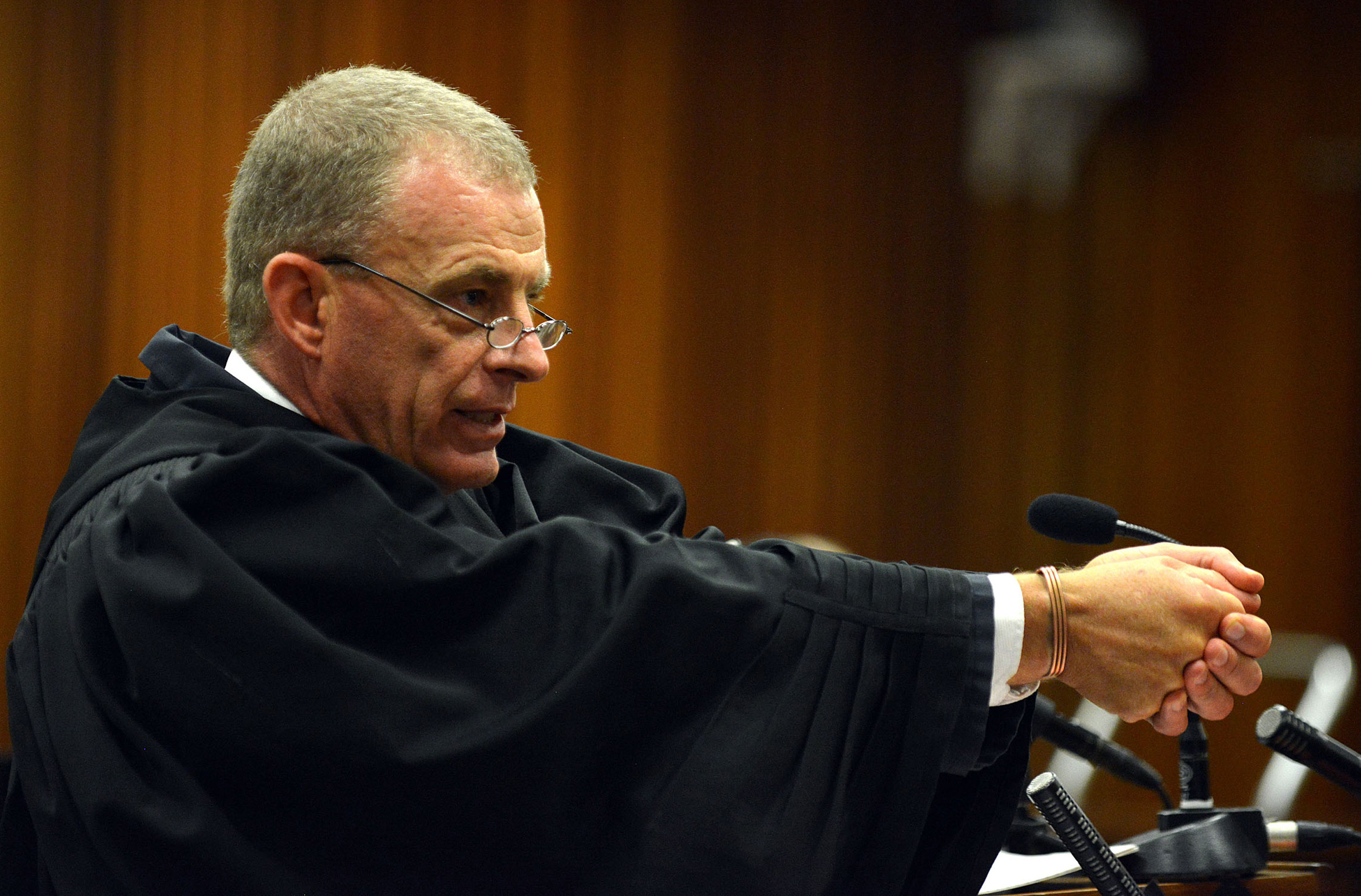 S&M: Pistorius – What the hell, but more importantly, why?