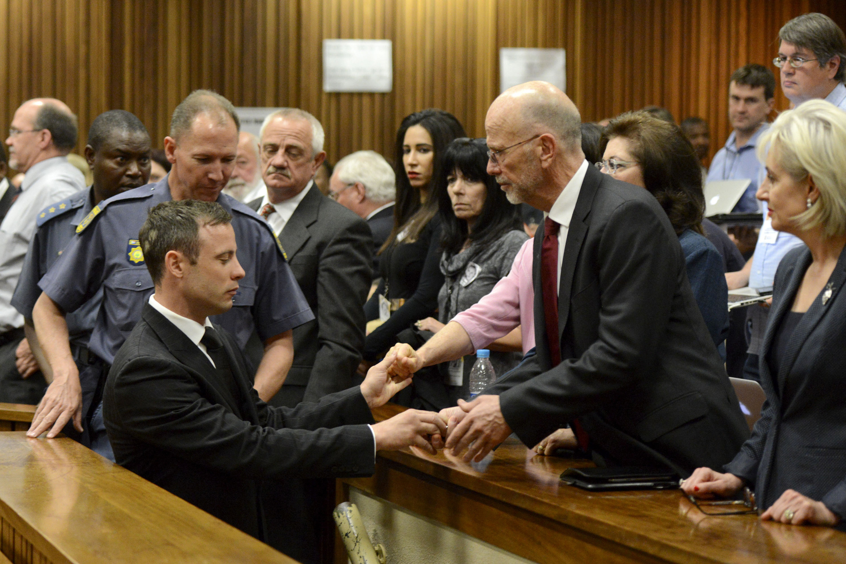 Pistorius verdict sporting with justice