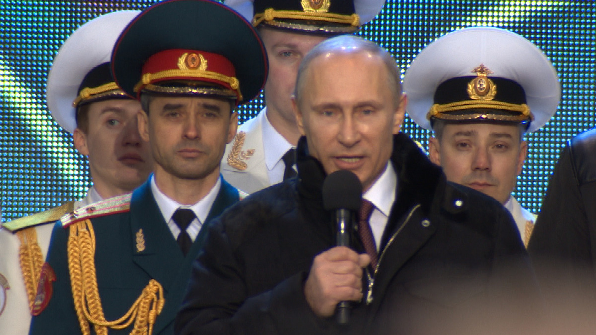 Current Affairs Wrap: NCOA, Q&A, Putin and politicians of all persuasions