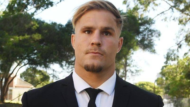 The Jack de Belin case is not a football matter, it's a national one