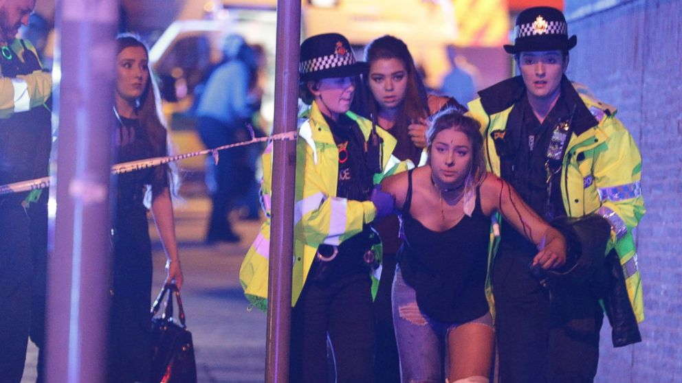 Manchester may have been suicide bomber – Our reaction now crucial