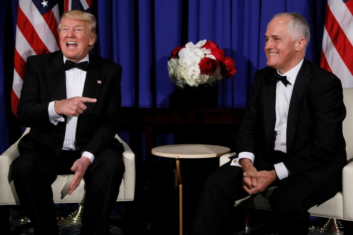 #AusPol winners and losers: Who pinned the tail on the Trumpie?