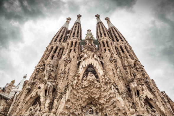 Know who you're Googling: Antoni Gaudí