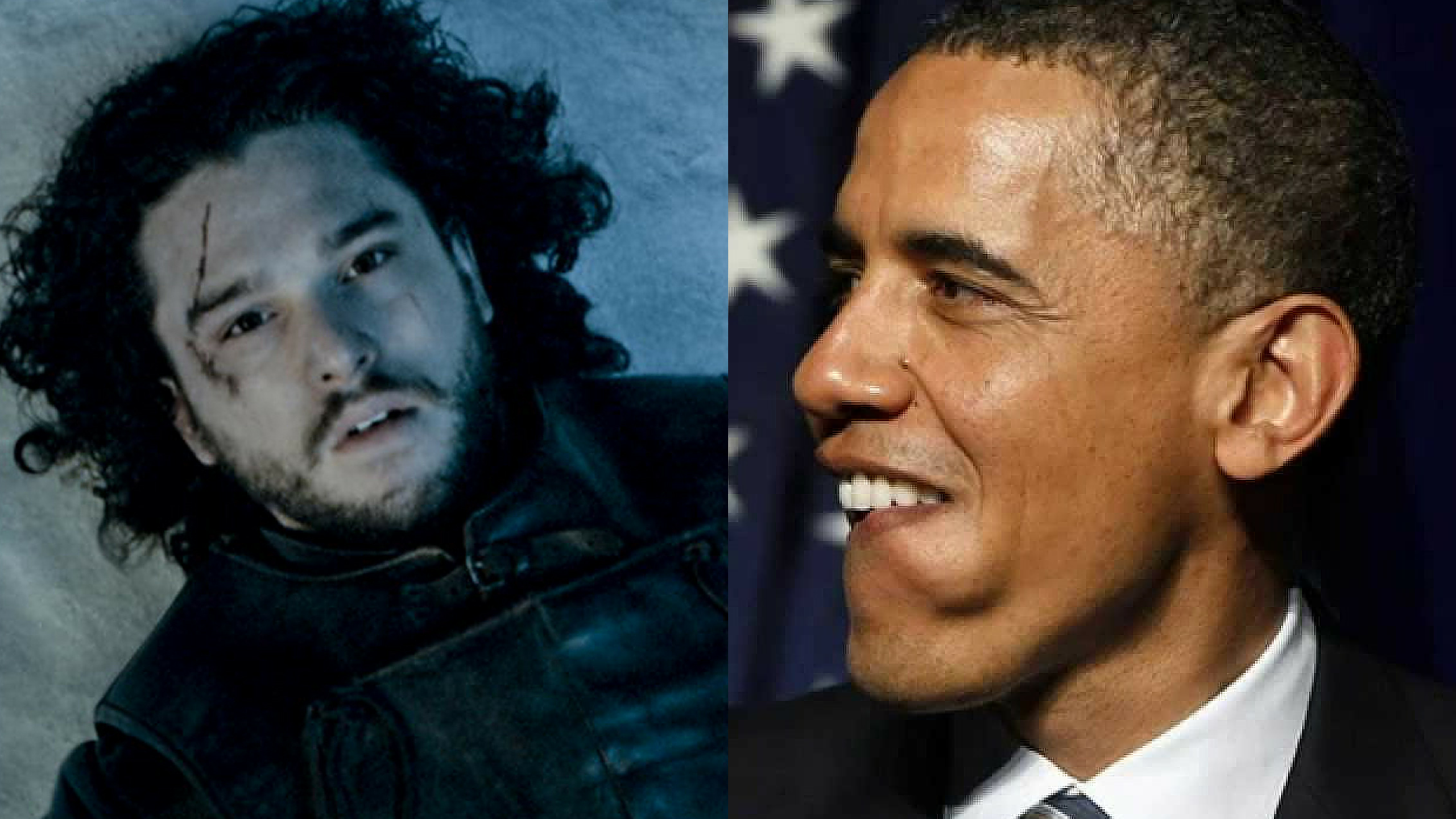 "Obama classifies Jon Snow's fate as a ""national secret"""