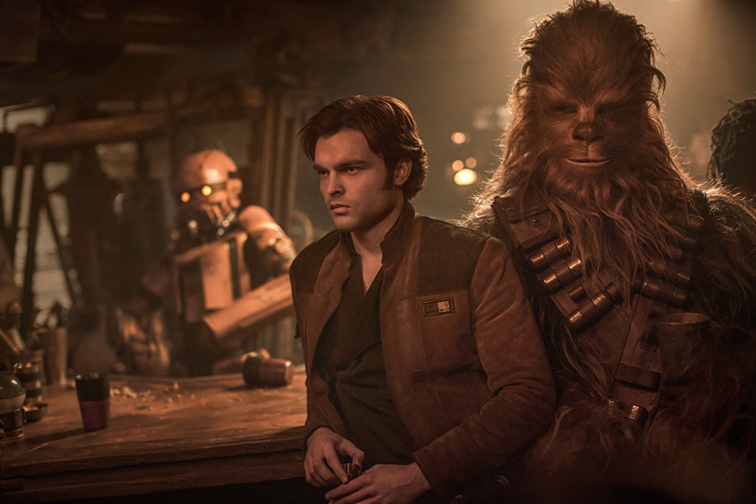 Solo: We asked for it, but do we really want it?