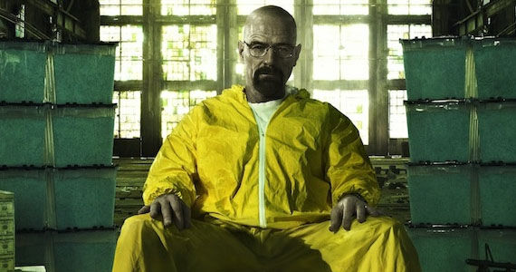Top Five: Fictional book titles by Breaking Bad characters