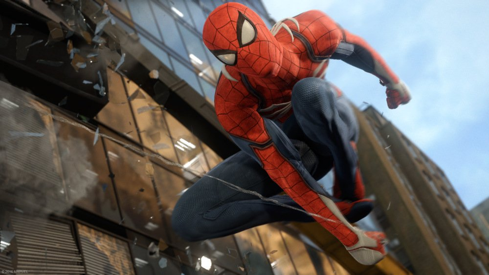 The Nerd Reserve plays Spider-Man on PS4