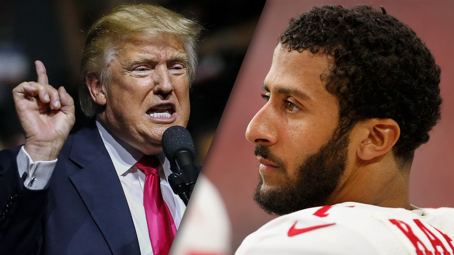 Trump's response to the NFL taking a knee is a sleight of hand