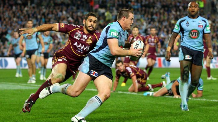 The State of Origin: The joy of pointless conflict in these trying times