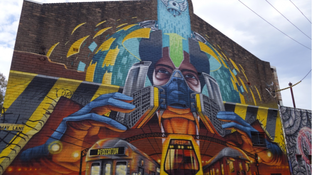 May Lane, St Peters