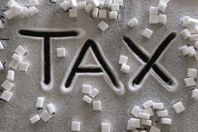 We shouldn't hand sugar tax money to those who got us into this mess