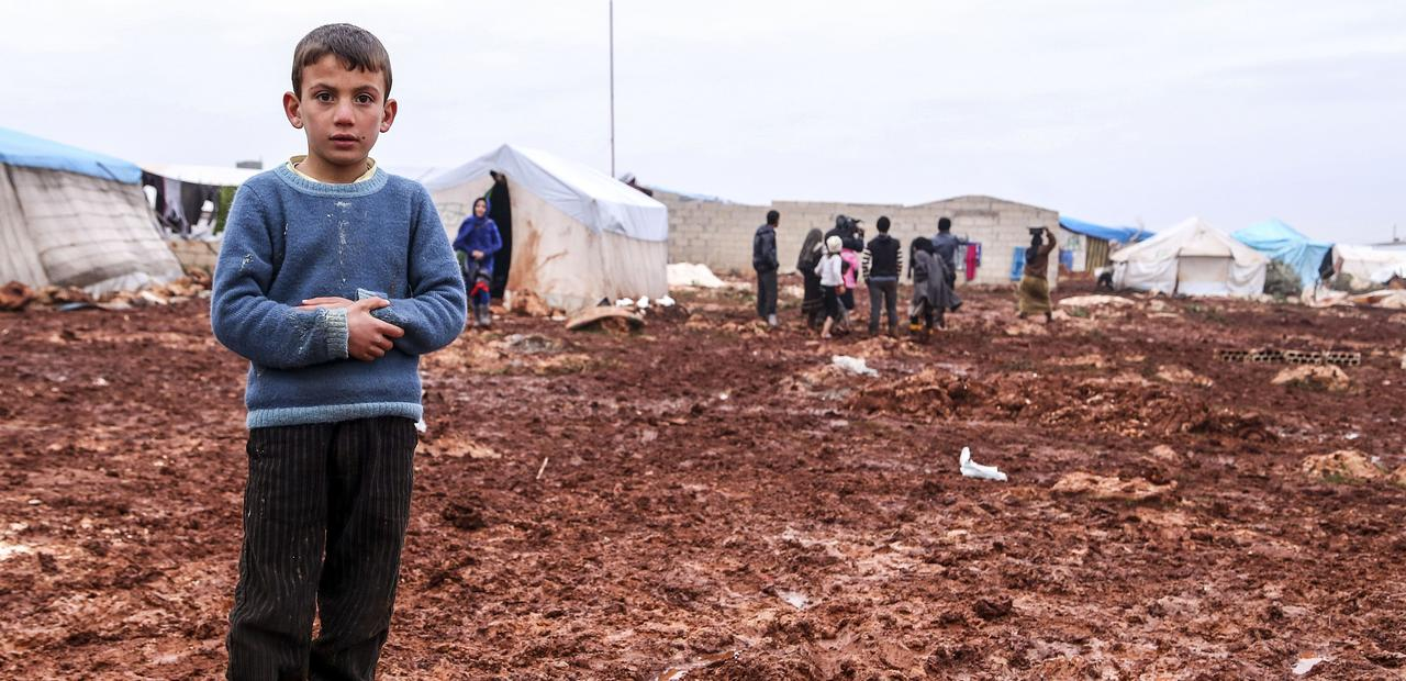 Syrian people victims of war, subpar diplomacy