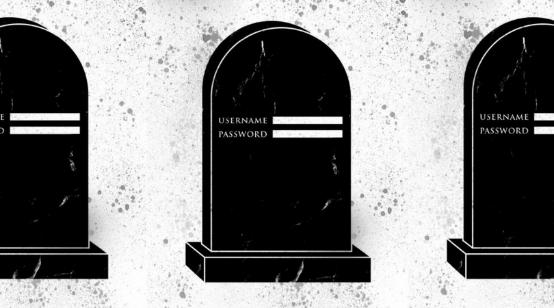 What happens to our data after we die?